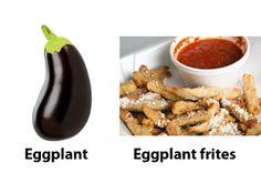 easy farmers market eggplant recipe