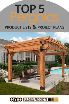 Plans - OZCO Building Products - Greater Projects Start Here OZCO Building Products is not only the industry leader in outdoor hardware we provide you with inspiration and detailed project plans.