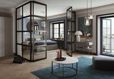 Inredningsinspiration för den lilla lägenheten, så lyckas du!