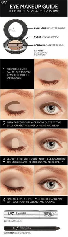 Sharpen your eye makeup with eyeshadow, mascara, eyeliner and she . - Hairstyles women - Sharpen your eye makeup with eyeshadow, mascara, eyeliner and they … – - Skin Makeup, Beauty Makeup, Eyeshadow Makeup, Eyeshadows, Eyeshadow Tips, Eyebrow Makeup, Eyeliner Hacks, How To Apply Eyeshadow, Easy Eye Makeup