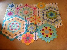 Periwinkle Quilting and Beyond: the New Hexagon