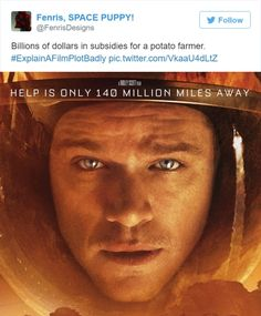 35 Times Explaining a Movie Plot Badly Was the Best Thing Ever | BlazePress