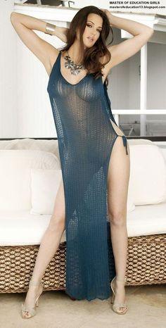 transparent dress summer
