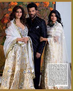 Sonam & Rhea Kapoor both are looking ethereal in Abu Jani Sandeep Khosla ~ Sha's Inkling