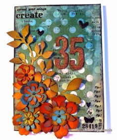 Created by Sannie for the Simon Says Stamp Monday challenge (For the Love of plants)