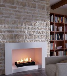 If you have a fireplace in your house, and you don't use it, it is probably either because you are concerned about polluting the environment or you are avoiding