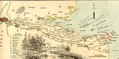 red sand fort thames map - Google Search