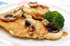 CNYEats A Taste of Utica Chicken Marsala