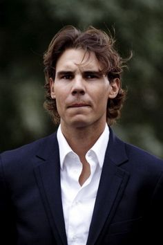 Rafael Nadal--for more see my Rafa Nadal board!!
