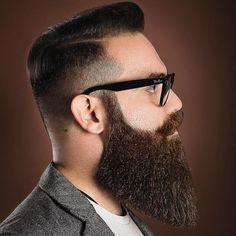 Perfect beard, my goal...