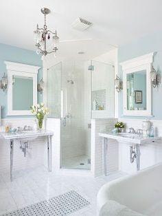 Bathroom Idea --- #bathroom