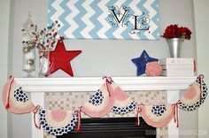 Cute banner/bunting