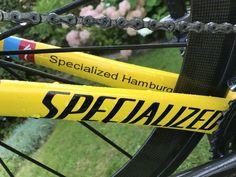 Luxury Lichterfahrt am alsterlauf mit specialzedhamburg Dreckige bikes hier noch nicht zu sehen und helle Lampen