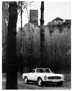 1965-Mercedes-Benz-230SL-Roadster-Factory-Photo-ca3065