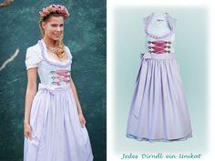 Hochzeitsdirndl von Dirndl Liebe Mehr unter www.dirndl-liebe.de