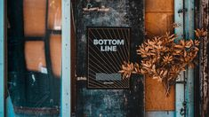 Bottom Line is a short film from Thessaloniki/Greece, directed by Giorgos Oikonomou. Bold typography and clear graphic language are the core of the visual identity. Id Design, Print Design, Bold Typography, Thessaloniki, Visual Identity, Short Film, Greece, Core, Language