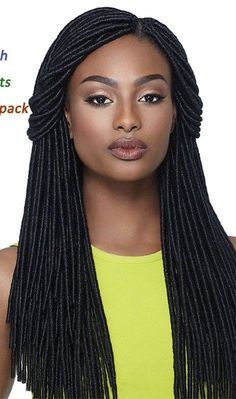 Short Box Braids Hairstyles, Faux Locs Hairstyles, Braided Hairstyles For Black Women, Crochet Braids Hairstyles, African Braids Hairstyles, Bob Hairstyles, Black Girl Braids, Girls Braids, Brazilian Wool Hairstyles
