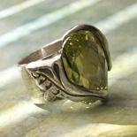 Beautiful ring by Teresa Swanson.