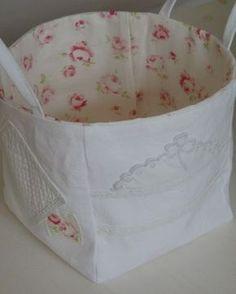 tuto sac en tissu