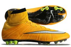 #NikeSoccerShoes - My Favourite.Get the latest arrival of Nike soccer shoes at usasoccermall. They have release latest design of hottest cheap Nike Soccer shoes.