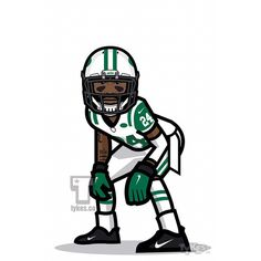 Darrelle Revis New York Jets Tyke. Two years after an ugly divorce, the New York Jets and Darrelle Revis are together again for a reported five-year, $70 million deal.  The Jets pulled off one of the biggest moves of the still-young offseason, stealing the All-Pro corner away from the New England Patriots.  #DarrelleRevis #RevisIsland #NYJets #Nets #NFLFreeAgency #NFL #football #tyke #tykes #MyTyke www.tykes.co