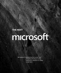 How should the new Microsoft corporate identity look like? Amazing piece of work by Andrew Kim. Watch the whole process and many more great ideas for Microsoft here: http://mmminimal.com/the-next-microsoft-by-andrew-kim/