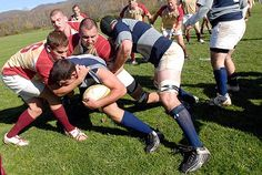 Men's Rugby: Norwich Falls To Northeastern, 20-5