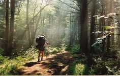 hike the Appalachian Trail (at least part of it)