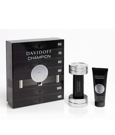 #DAVIDOFF CHAMPION 2 PCS GIFT SET FOR MEN You can find this @ www.PerfumeStore.sg / www.PerfumeStore.my / www.PerfumeStore.ph / www.PerfumeStore.vn