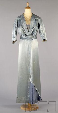Dress, c. 1914.