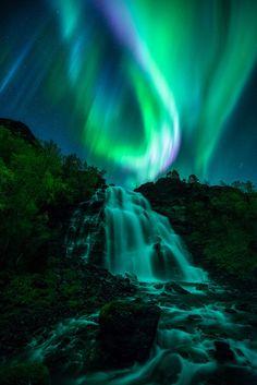 Северные ночи... Норвегия Томми Элиассена (Tommy Eliassen)
