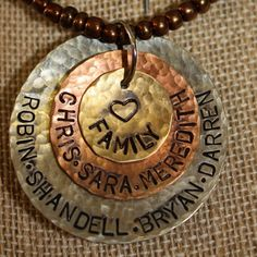 generations necklace at serendipity