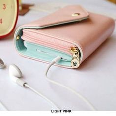 comes in other colors and so darn CUTE!   Crown Smartphone Wallet Clutch - 7 Colors Available
