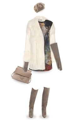 """""""Being gorgeous"""" by muse-charming ❤ liked on Polyvore featuring STELLA McCARTNEY, Yves Saint Laurent, Ted Baker, Il Borgo, Chloé and Henri Bendel"""