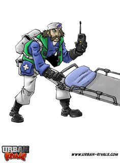 Rescue Larry level1