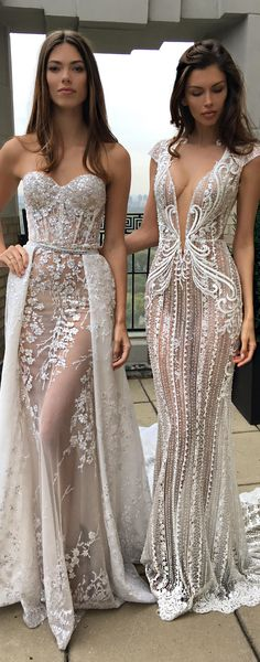 BERTA styles 18-11 and 18-13 are giving us GLAM