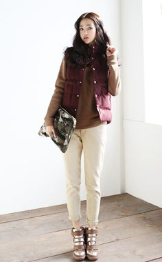 Itsmestyle to look extra k-fashionista ♥ for this winter