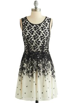 Terrace Regalement Dress. This item was picked by you in our Be the Buyer Program!  #modcloth