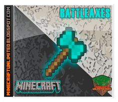Minecraft Unlimited Mods: Descargar BattleAxes Mod para Minecraft [1.6.4]