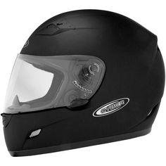 Cyber US-39 Solid Motorcycle Helmet - BikeBandit.com