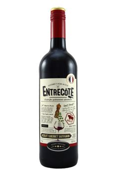 Entrecote Merlot Cabernet Sauvignon,Gourmet Pere & Fils from Fraziers Wine Merchants