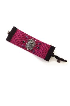 472a7ba32033 Gabriela Sanchez Bracelet Cuff- Virgen Pulseras Y Brazaletes