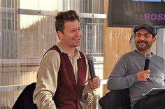 """4 février: discussion avec Daniel Gulko, circassien et metteur en scène fondateur de la Cie """"Cahin Caha"""" autour de son nouveau spectacle """"Rose""""."""