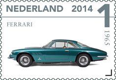 Ferrari 500 Superfast Speziale Z.K.H. Prince Bernard, 1965  http://collectclub.postnl.nl/pages/detail/s1/10220000002026-2-21010000000080.aspx