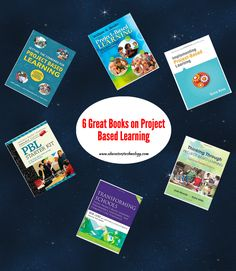 6 Great Books on Project Based Learning for Teachers