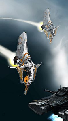 Fighter Ambush by Pierre E Fieschi, via Flickr
