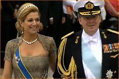 Huwelijk prinses Victoria en Daniel van Zweden