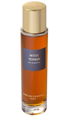 Musc Tonkin Eau de Parfum by Parfum d'Empire, at Luckyscent. Hard-to-find fragrances, niche brand perfumes, and other under-the-radar luxuries. Rose Perfume, Perfume Oils, Perfume Bottles, Parfum Musc, Fragrance Parfum, Fragrances, Orange Gris, Perfume Store, Cosmetics & Perfume