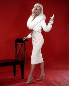 New 8x10 Photo: Film and Television Blonde Bombshell Jayne Mansfield, ca. 1957 • $7.99 | PicClick