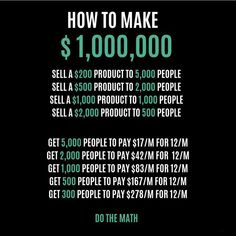 You'll turn into a millionaire! Undoubtedly, the quickest approach to be a millionaire is to begin a company. Everyone wants to be a millionaire, but don't have any actual clue on how best to do it. Wealth Management, Money Management, Business Money, Business Ideas, Business Logic, Bitcoin Business, Web Business, Financial Success, Financial Peace